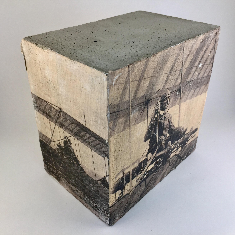 fotobeton wandw rfel 15x15x10 doppeldecker beton en. Black Bedroom Furniture Sets. Home Design Ideas