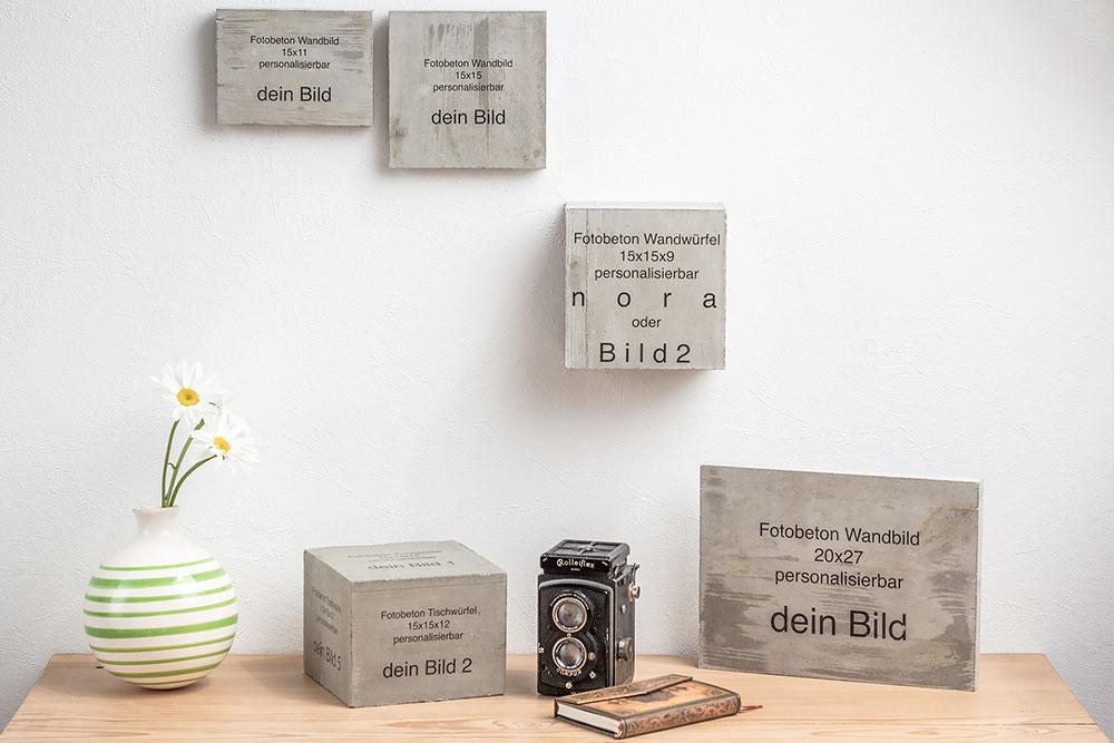 beton en die betonmanufaktur. Black Bedroom Furniture Sets. Home Design Ideas